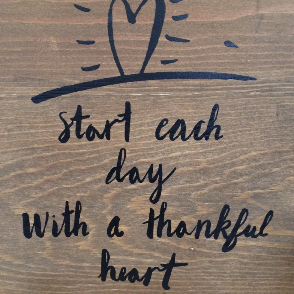 slogan pour le merci qui va droit au coeur