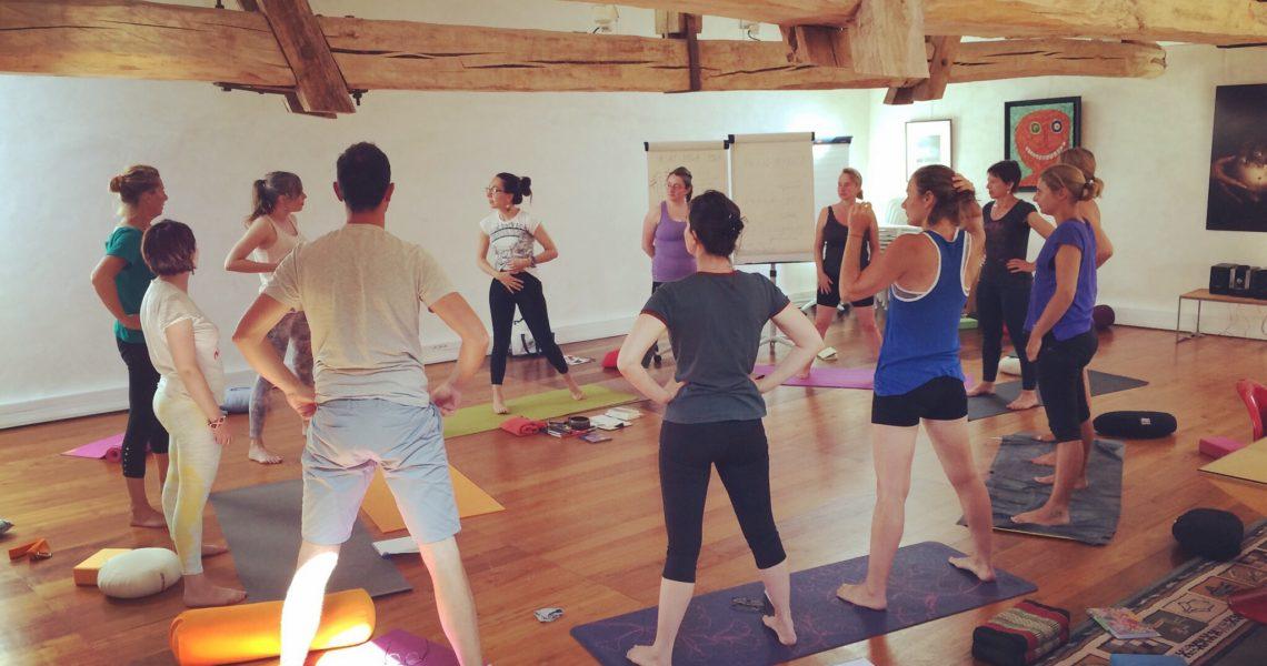 Yoga et liberté