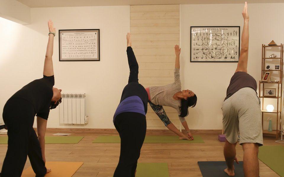 Yoga : passer l'hiver