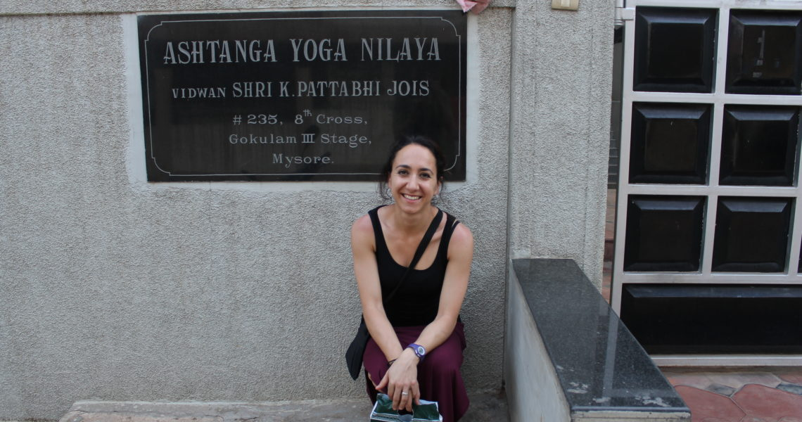 Le yoga ashtanga de Mysore | CONFERENCE-stage de yoga