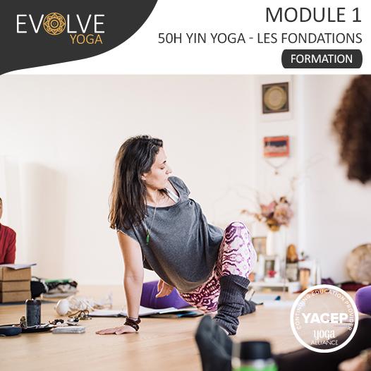 Formation 50h | Yin Yoga, avec Anne-Gaëlle de @evolveyoga