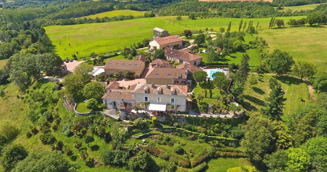 Retraite de yoga en Dordogne