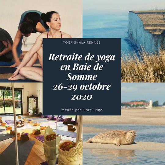 Retraite de yoga en Baie de Somme (26-29 octobre 2020)