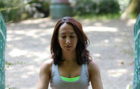 Je suis dans un shala de yoga et l