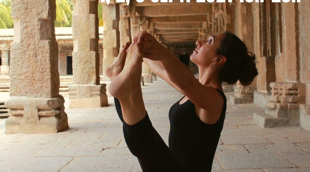 STAGE Rentrée 2021 : Ashtanga yoga & pranayama (débutants)